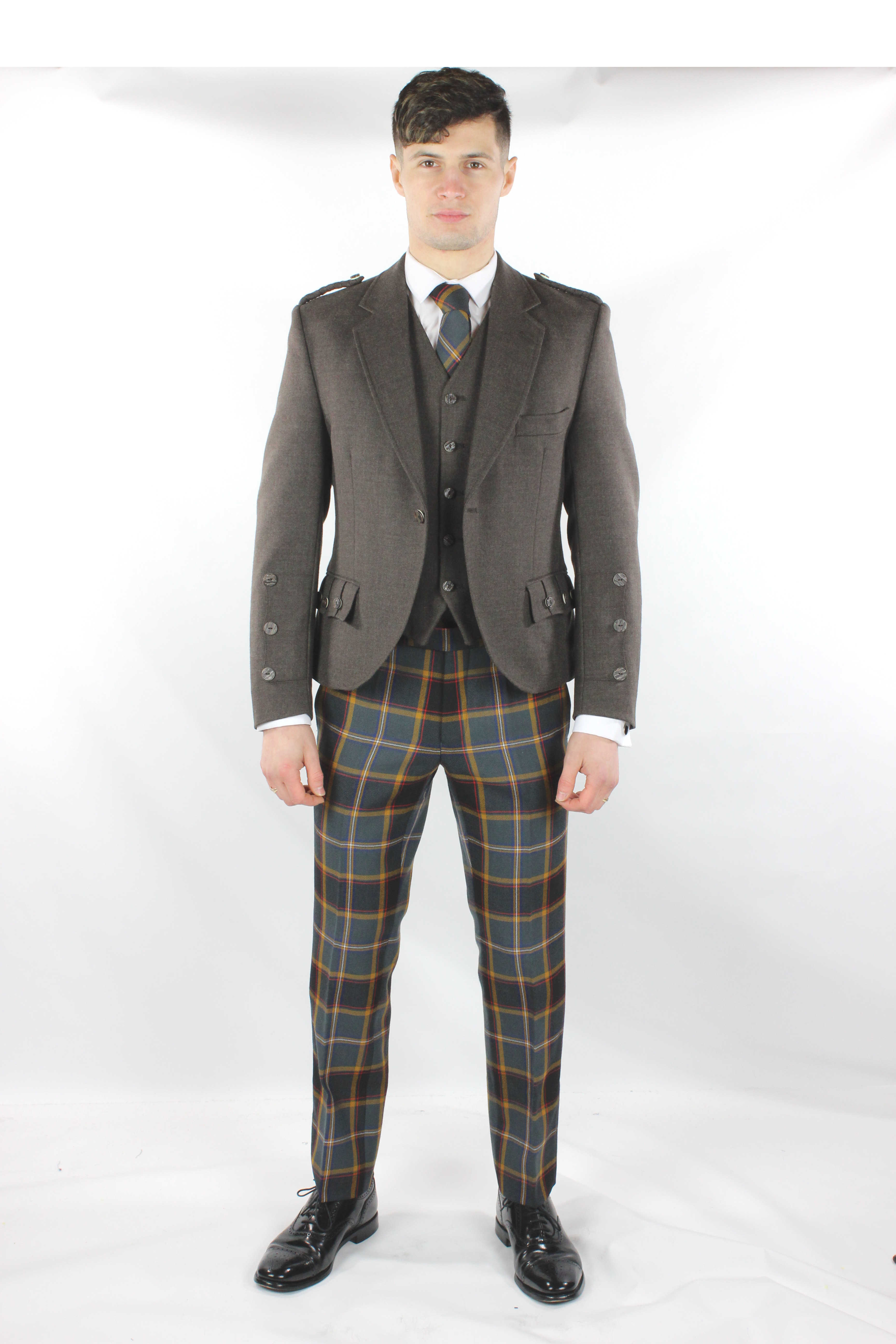 Tartan Trousers Outfit
