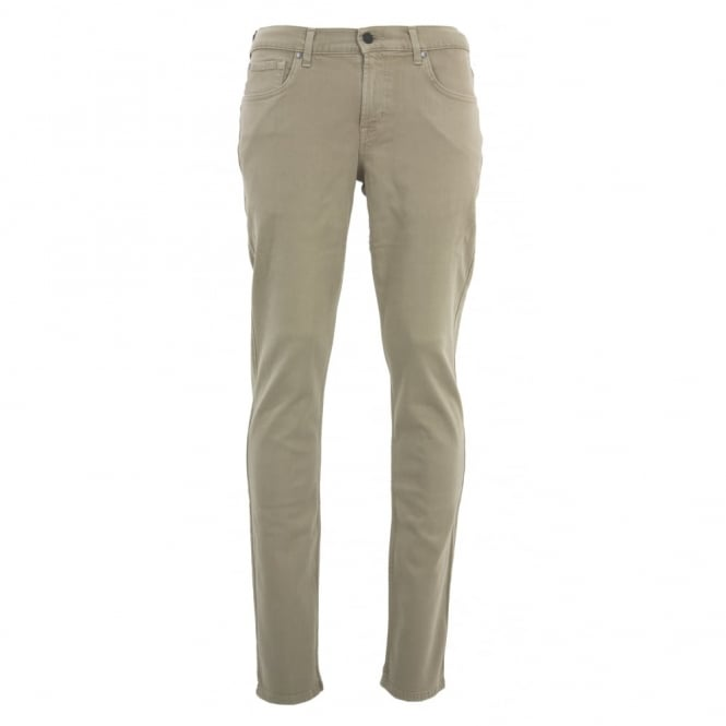 7 For All Mankind Slimmy Luxe Performance Beige
