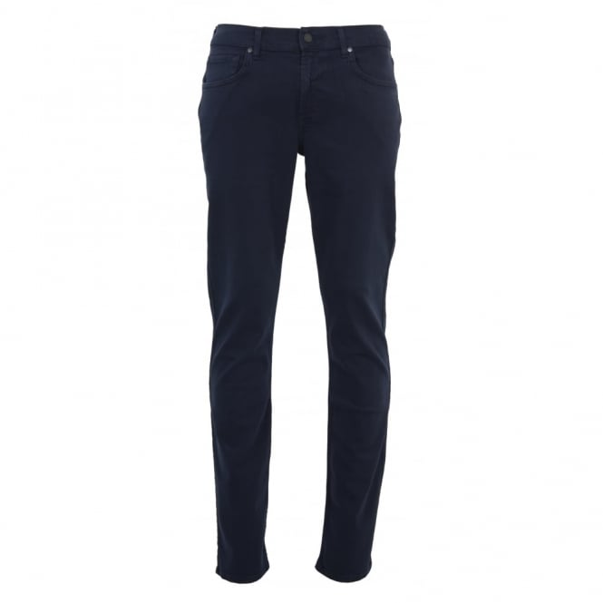 7 For All Mankind Slimmy Luxe Performance Navy