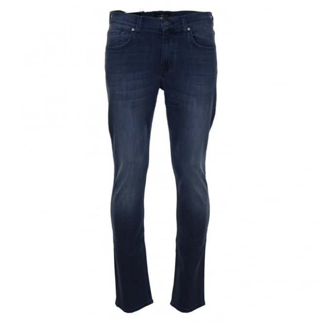 7 For All Mankind Slimmy Luxe Performance Spring Blue