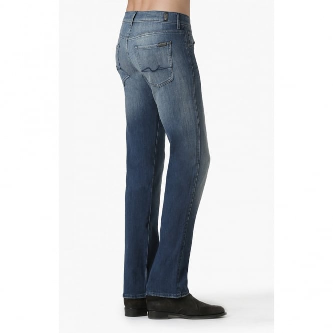 7 For All Mankind Slimmy Luxe Performance - Worn In