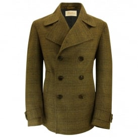 Bladen Ryburgh Double Breasted Overcoat