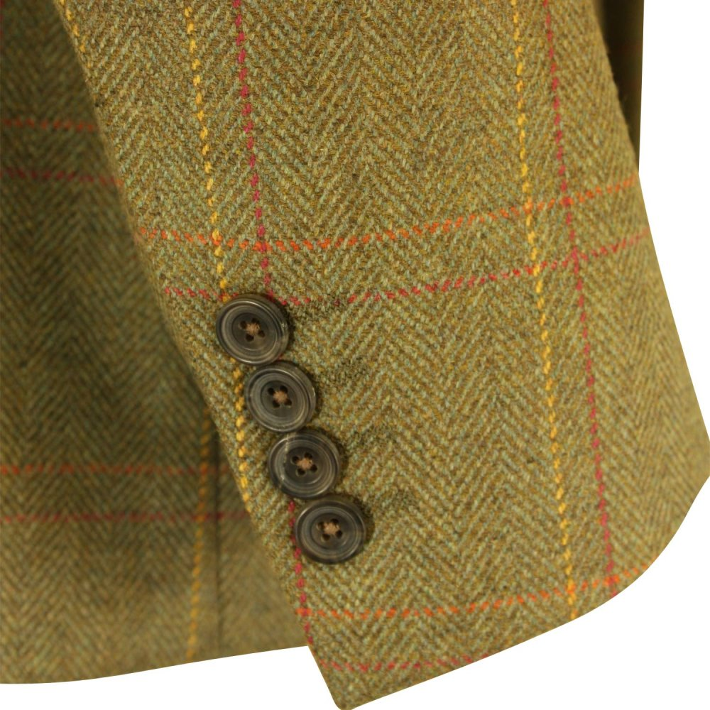 Bladen Gunton Tweed Jacket Blazers From Gibbs Menswear Uk