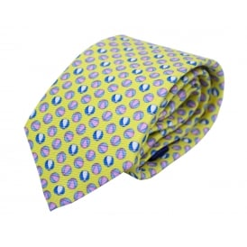 Beach Ball Pattern tie