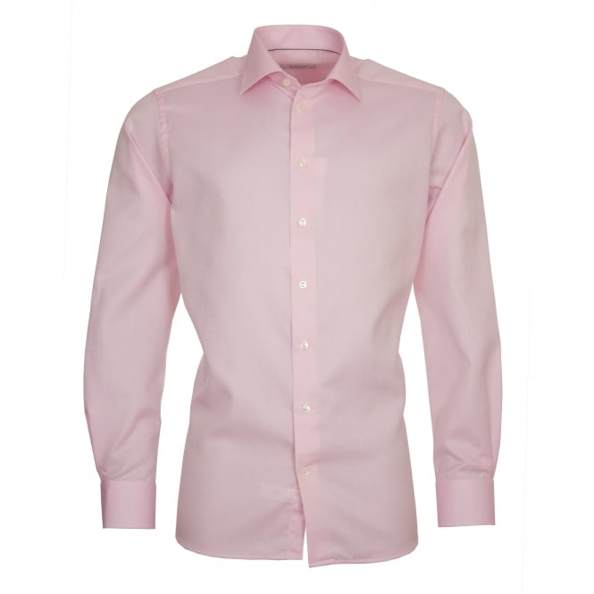 Eton Micro Pattern Shirt | Contemporary Fit
