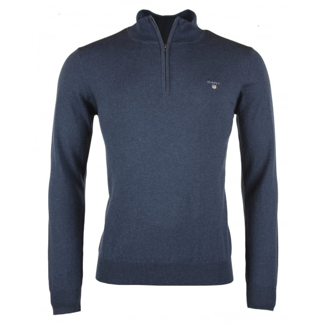 Gant Cotton Wool Zip