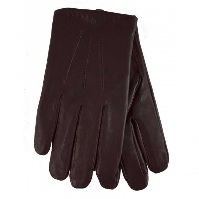 Gant Fitted Leather Gloves