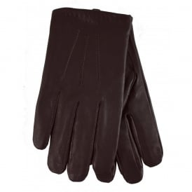 Fitted Leather Gloves
