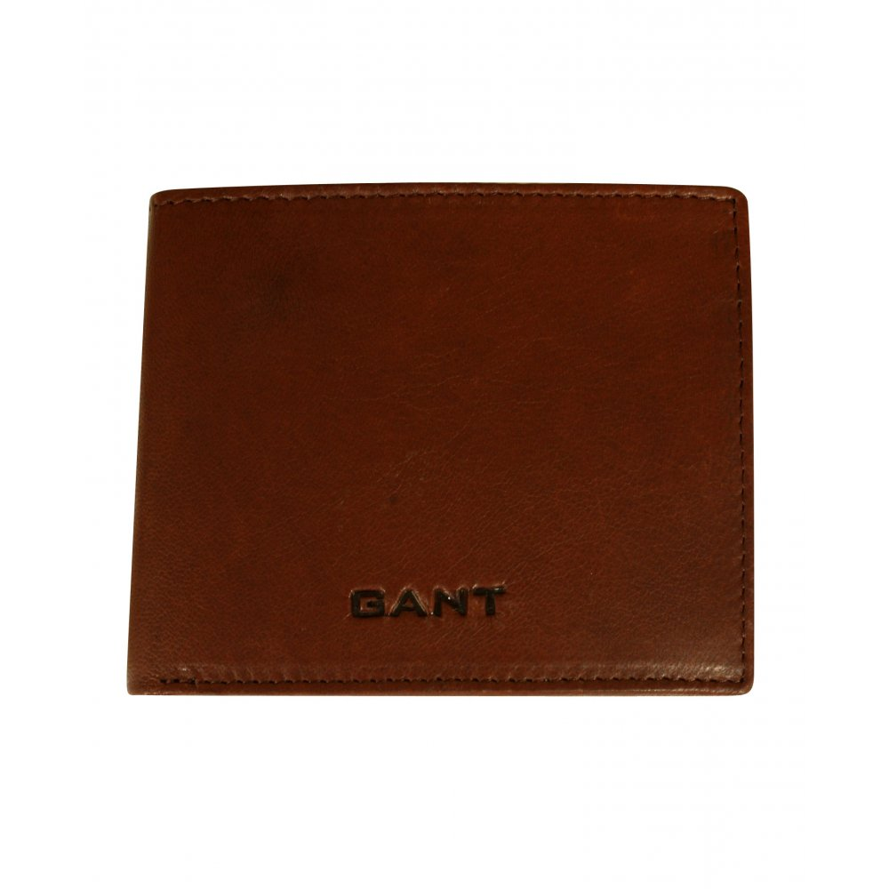 6dcf265a01 Gant Leather Wallet and Card Holder - Leather Accessories from Gibbs ...