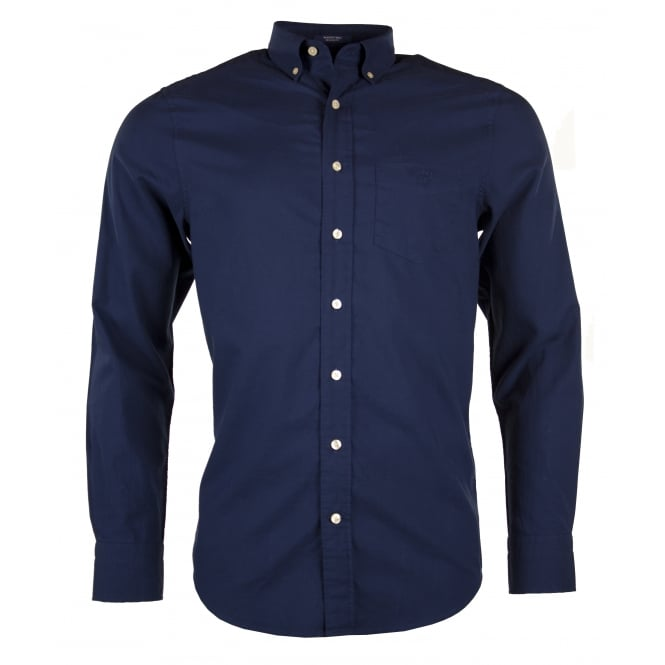 Gant O1. Winter Twill Reg BD Shirt