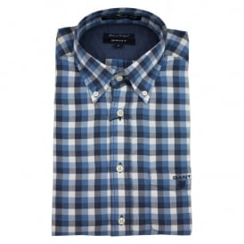 S. Edgemere Heather T Check LS Shirt