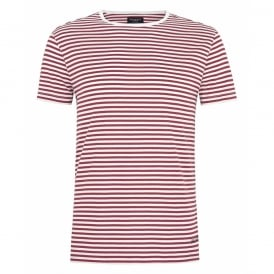 Artist Striped T-shirt