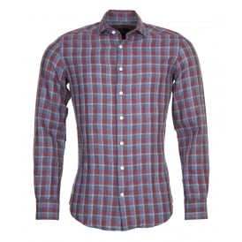 Bay Check Shirt | Slim Fit
