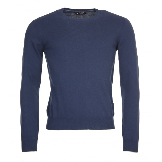 Hackett Pima Cotton Crew Neck