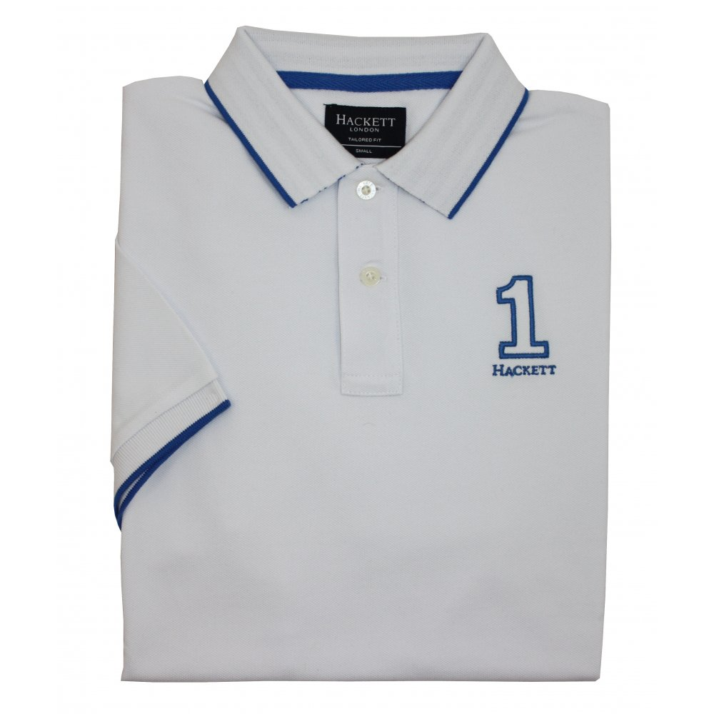 Hackett Small Number Classic Polo Shirt