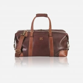Soho Brown Holdall