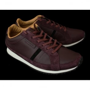 Mortain Leather Trainers