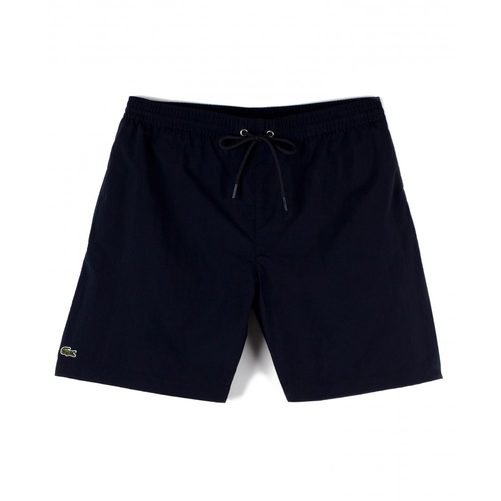 Boardies® Shortie Swim Shorts are exclusively designed and we create all our own fabrics. The shorts are made from super quick-dry fibres and have a really soft feel to them. These Shorties are 12 inches from top to bottom, sitting roughly half way on your thigh.