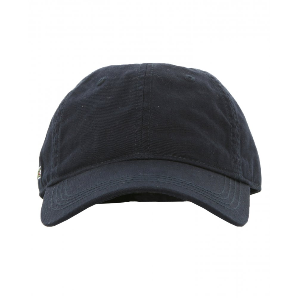Lacoste Plain Cap - Lacoste from Gibbs Menswear UK
