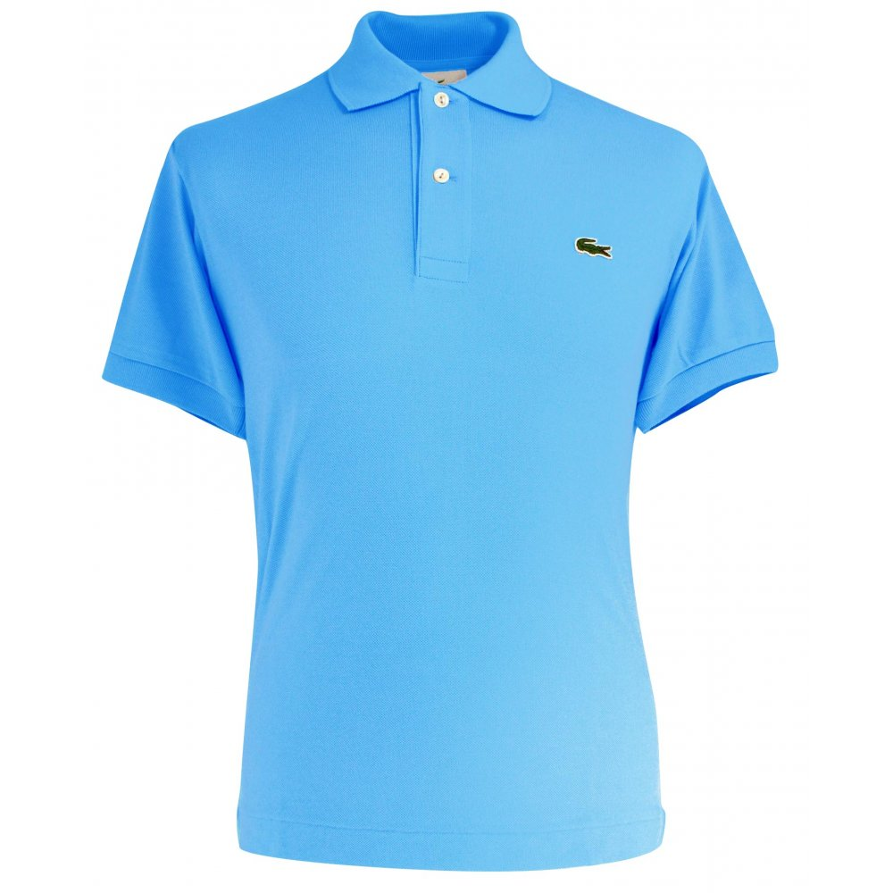 Lacoste Plain Original Polo Shirt Lacoste From Gibbs