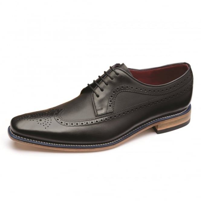 Loake Callaghan Black Shoe