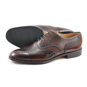 Lowick Oxford Brogue Shoe