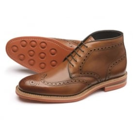 Reading Brogue Derby Boot