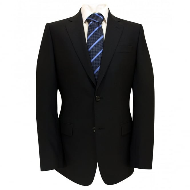 Magee Plain Navy Suit Jacket