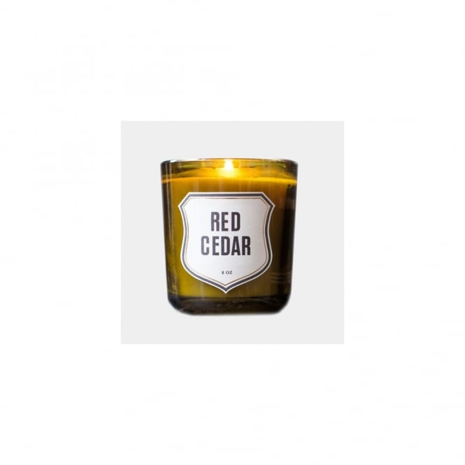 Men's Society Red Cedar Candle