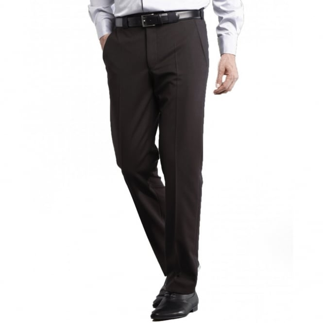 Meyer Monza Charcoal Dress Trousers