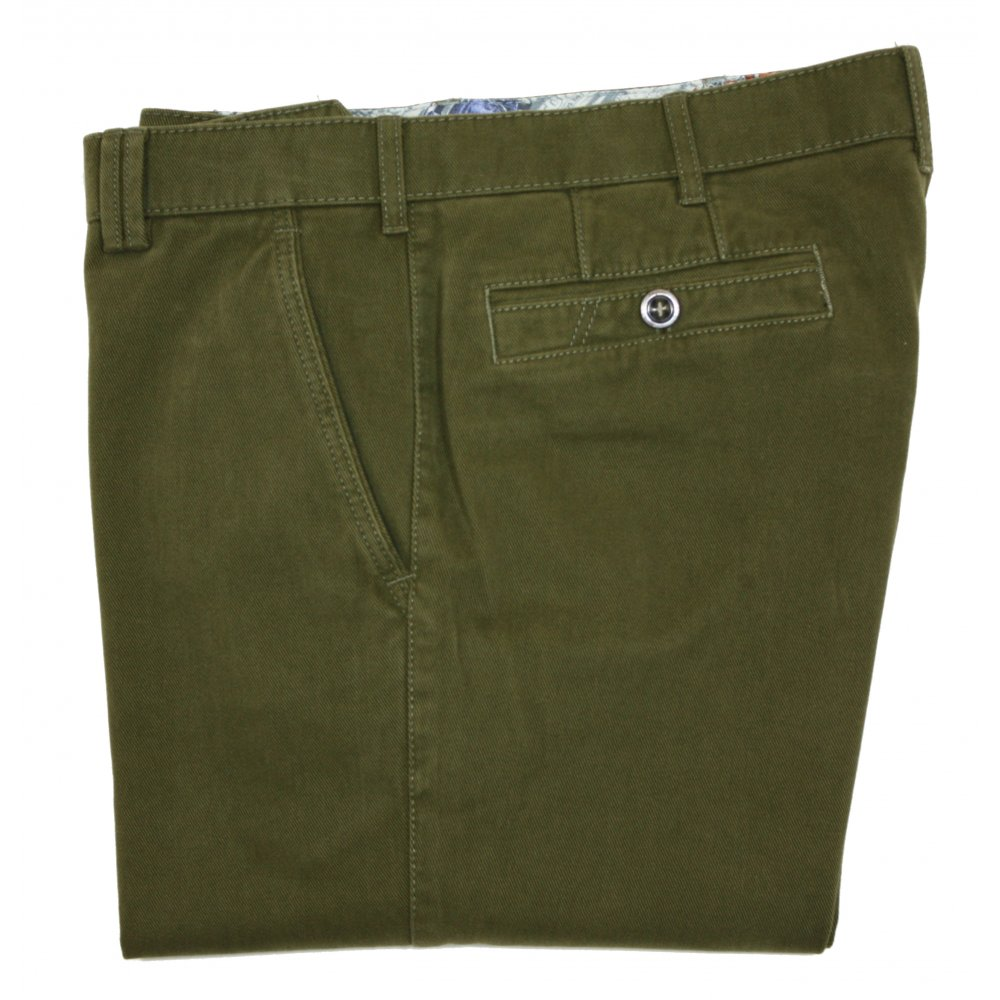 Meyer New York Trousers - Trousers from Gibbs Menswear UK