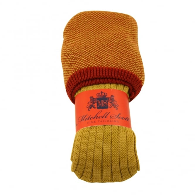 Mitchell Scott Birdseye Shooting Socks