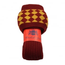 Chessboard Shooting Socks
