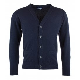 Fyvie Lambswool Cardigan
