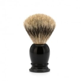 Classic Shaving Brush, Silver Tip Badger