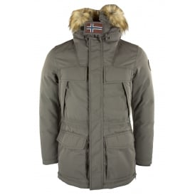 Skidoo Open Jacket