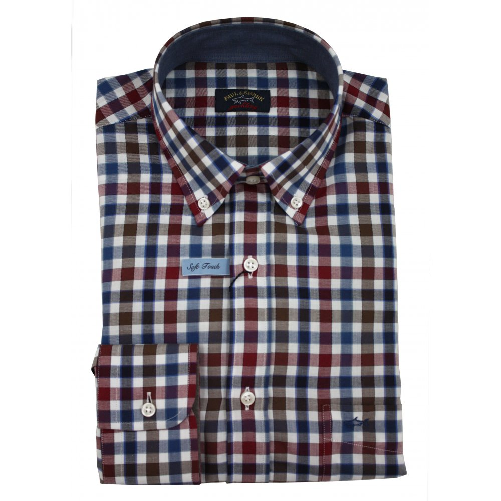 Soft Touch Check Shirt