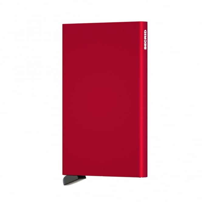 Secrid Card Protector - Red
