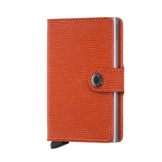 Secrid Miniwallet - Crisple Orange