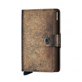 Miniwallet - Glamour Brown