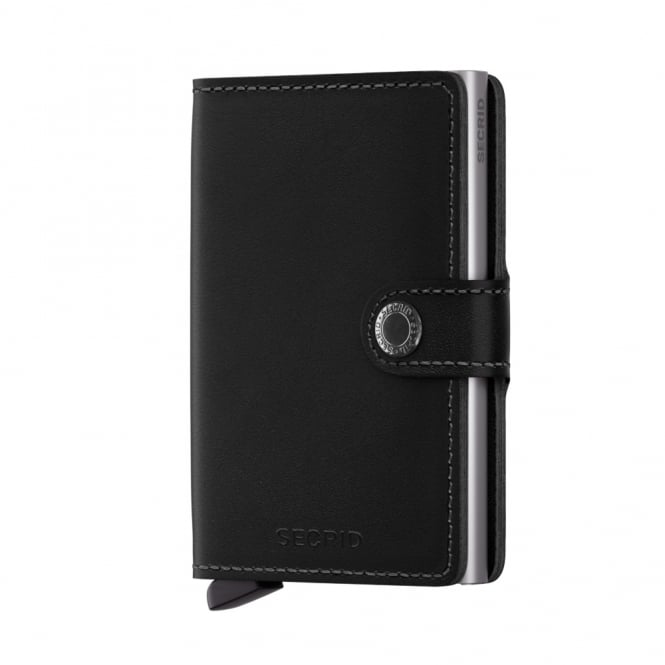 Secrid Miniwallet - Original Black