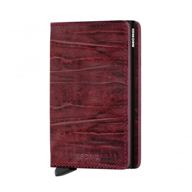 Secrid Slimwallet - Dutch Martin Bordeaux