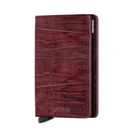 Slimwallet - Dutch Martin Bordeaux