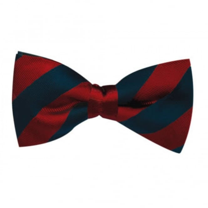 Smart Turnout Household Division Silk Bow Tie