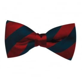 Household Division Silk Bow Tie