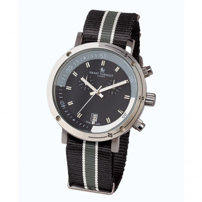 Smart Turnout Royal Watch with South Wales Borderers Strap