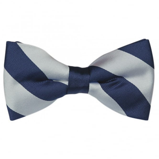 Smart Turnout Yale University Silk Bow Tie