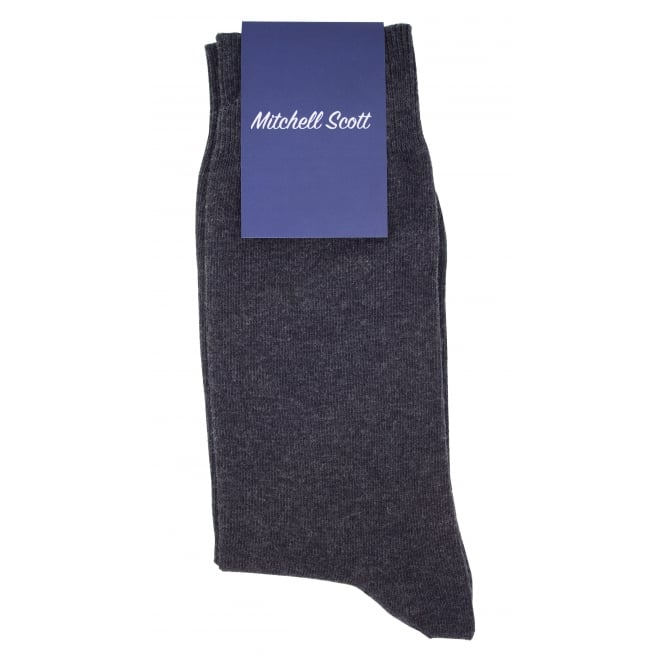 Mitchell Scott Solid Colour Sock |