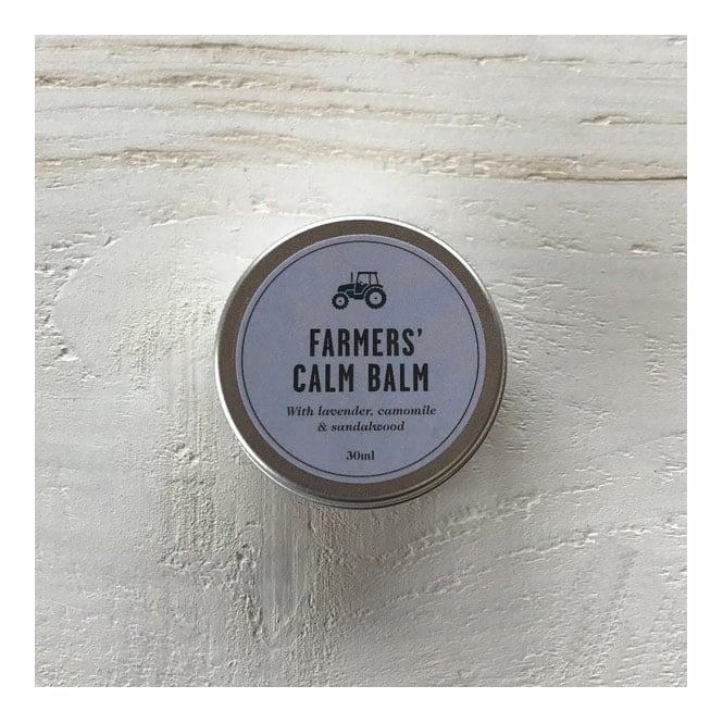 Welsh Lavender Ltd Farmers Calm Balm 30ml